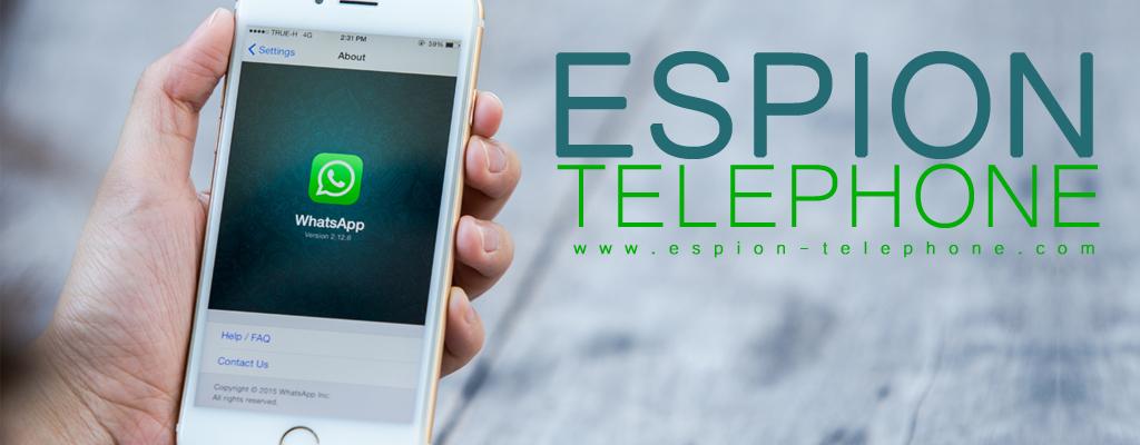 Espion telephone